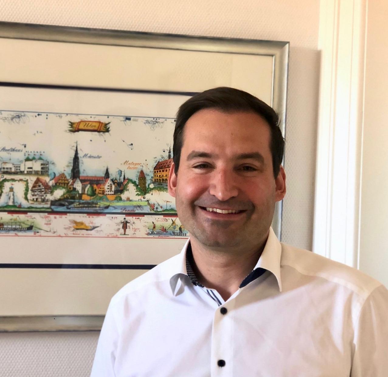 Manuel Scholl ist neuer Gebietsverkaufsleiter für Setra