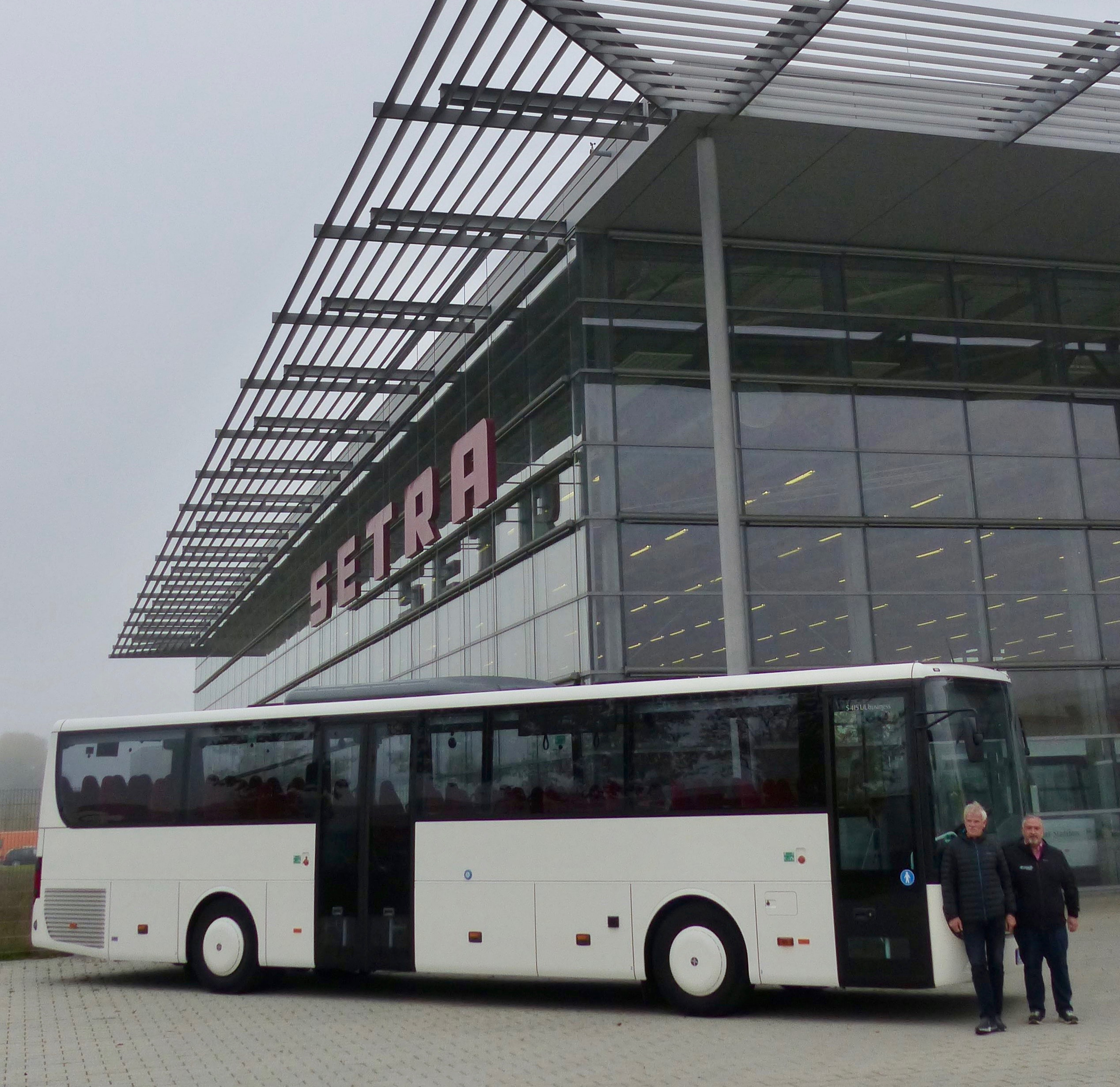 Neuer Kombibus für Gemeinde Stadtlauringen